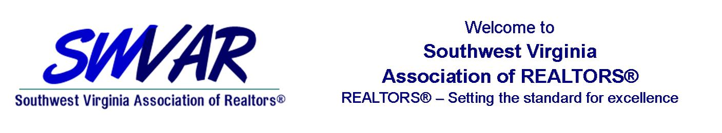 The Southwest Virginia Association of Realtors©